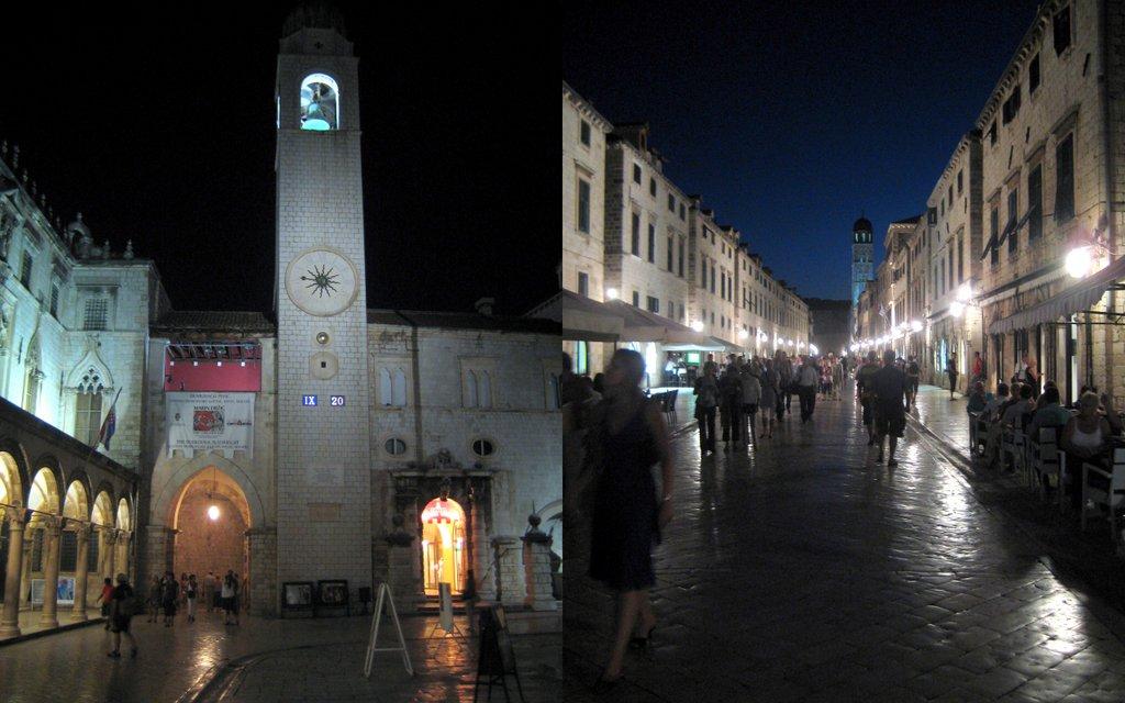 Explore Dubrovnik at Night