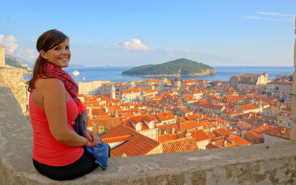 Walk the Ancient Walls of Dubrovnik