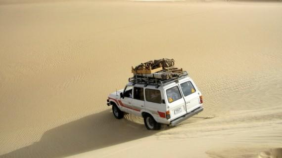 Sahara Jeep Tour