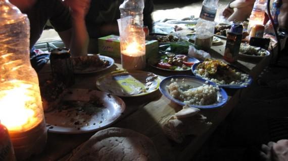 Desert Dinner
