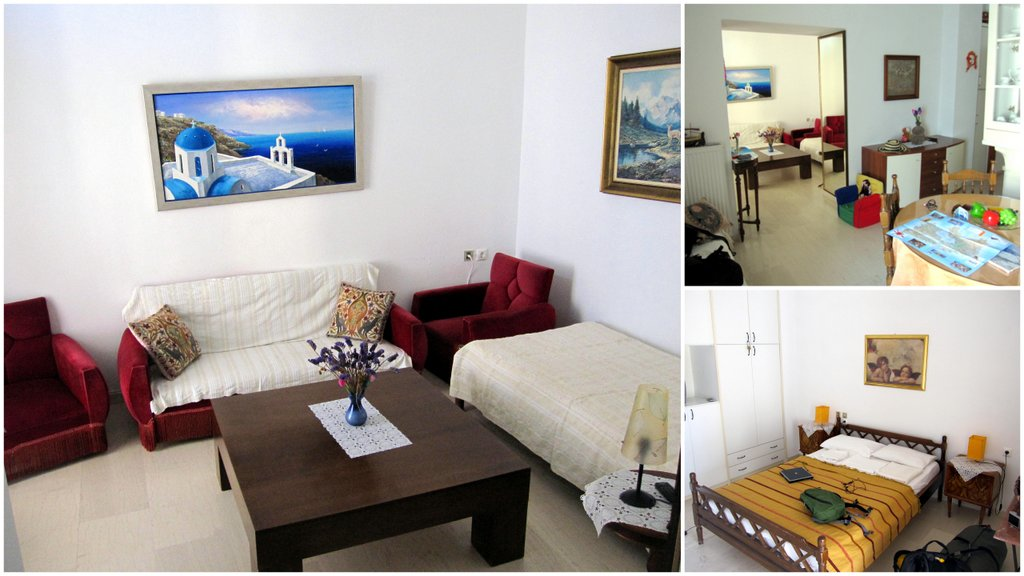Apartment Rental - Milos, Greece
