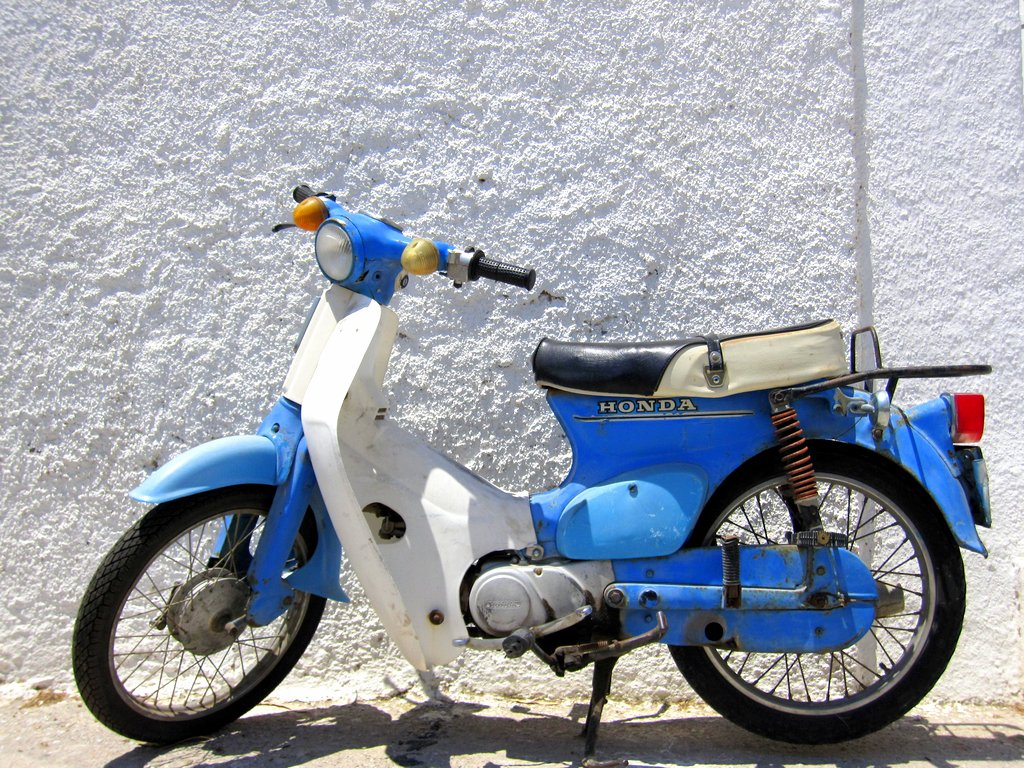Scooter Rentals - Santorini