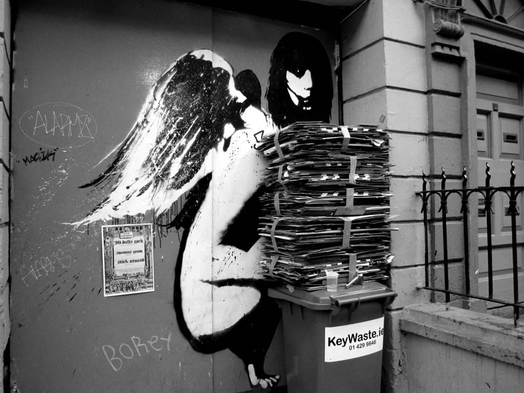 Shy Angel - Dublin, Ireland