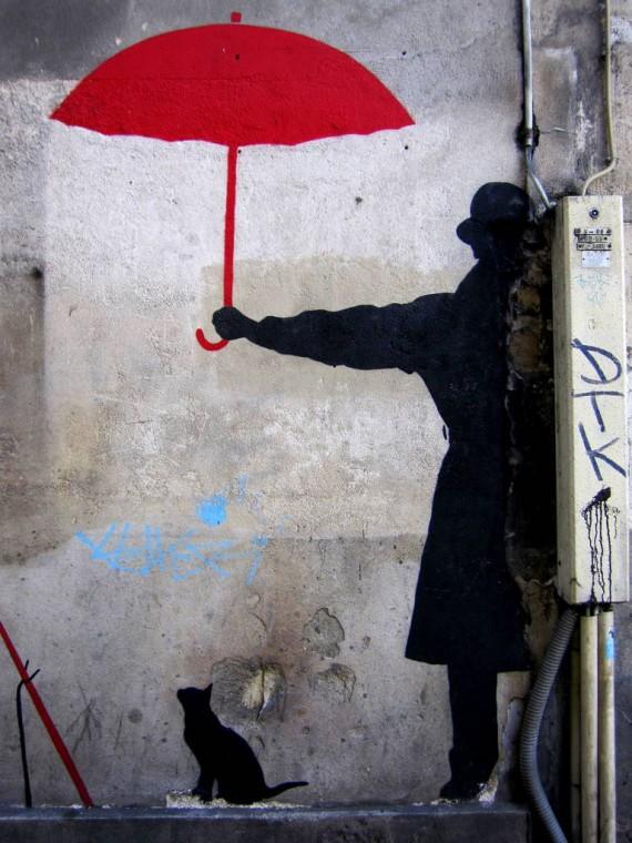 Paris Graffiti Street Art