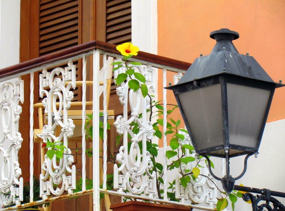 San Juan Balcony