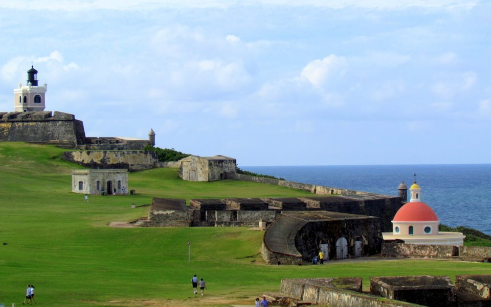 Fort San Felipe del Morro San Juan, Puerto Rico