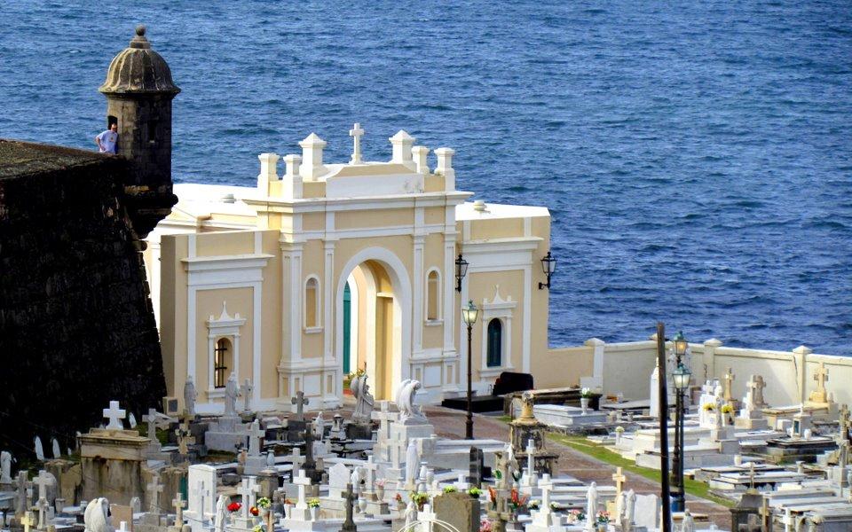 San Juan Cemetary