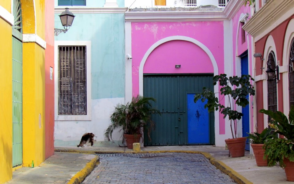 The Colorful Streets of Old San Juan Pt. II