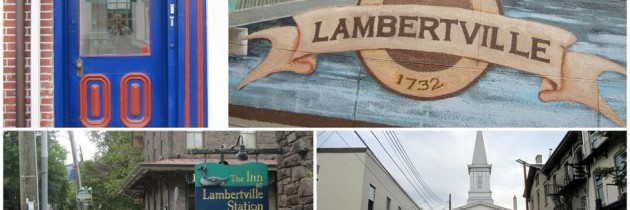 End of Summer Road Trip Part 1 – Lambertville, New Jersey