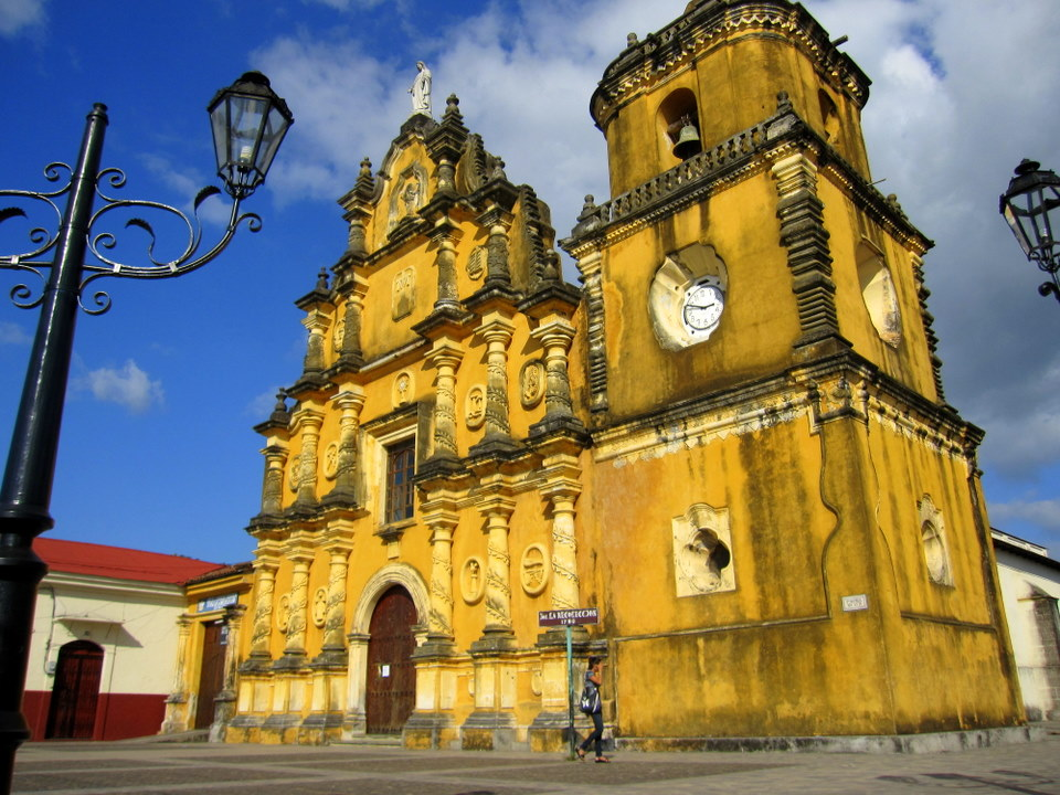 The Cathedrals and Churches of Leon, Nicaragua