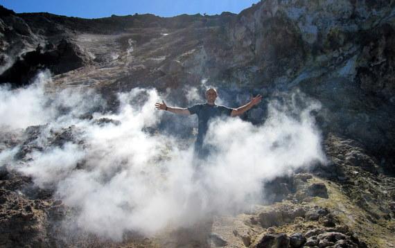Cerro Negro Fumerol