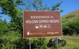 Welcome to Cerro Negro