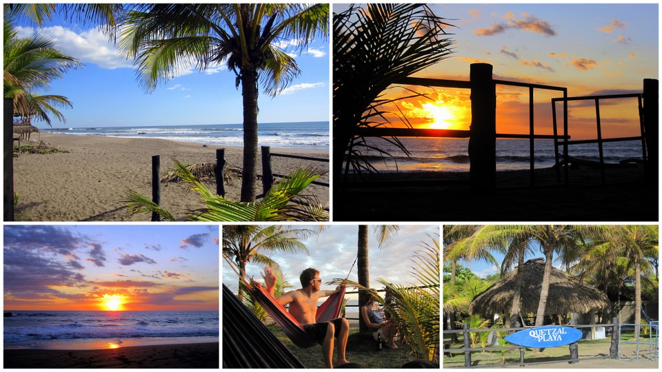 From Volcanoes to the Vacant Beaches of Nicaragua