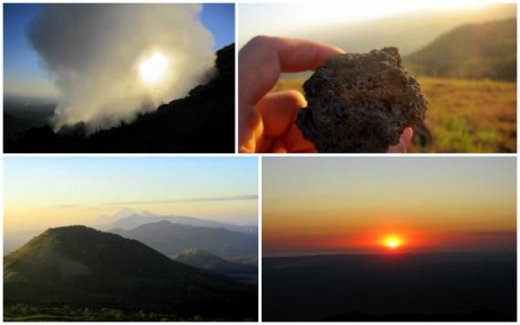 Volcano El Hoyo