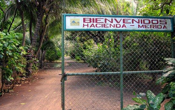Hacienda Merida Ometepe