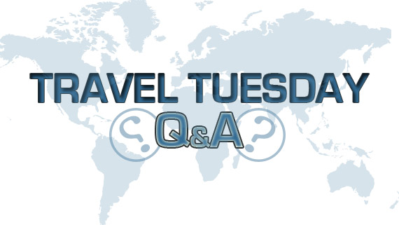 Travel Tuesday Q&A