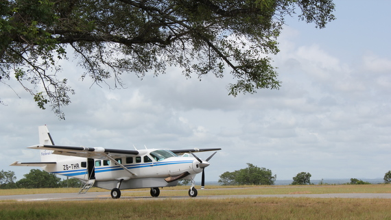 Federal Air Skukuza to Singita