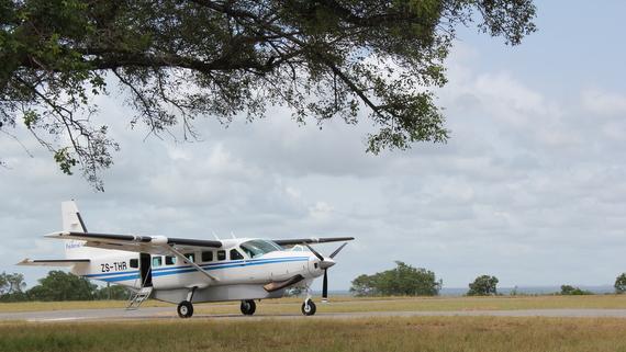 Federal Air Skukuza to Singita