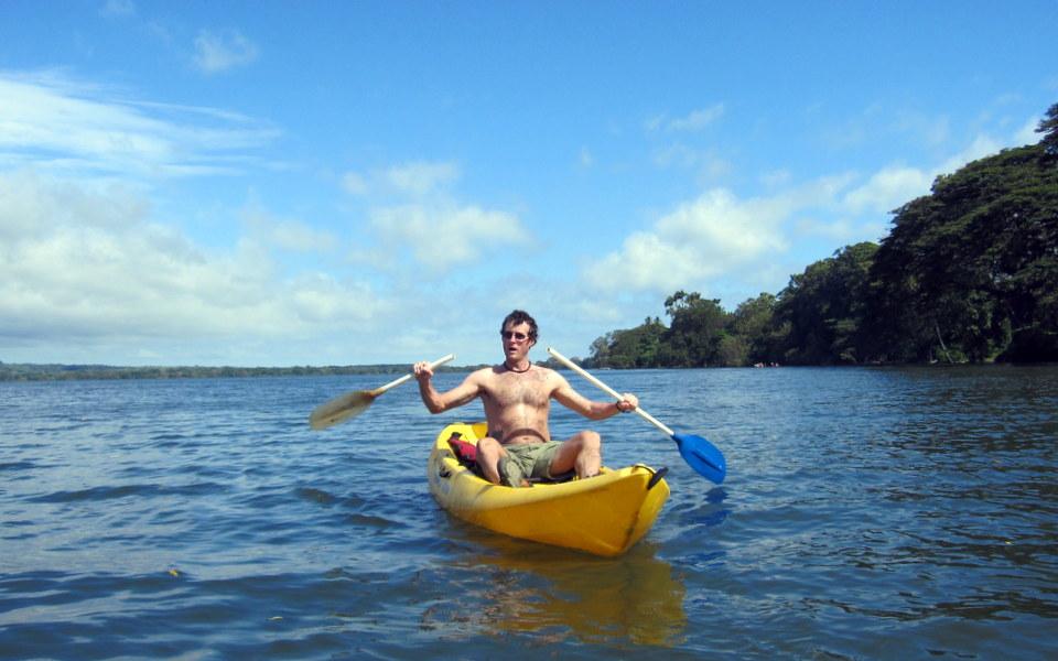 The Adventures of Kayaking Lake Nicaragua