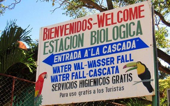 Welcome to San Ramon Waterfall!