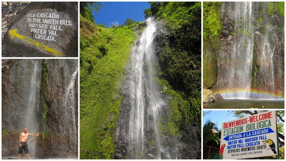 San Ramon Waterfall – 164 Feet of Pure Bliss