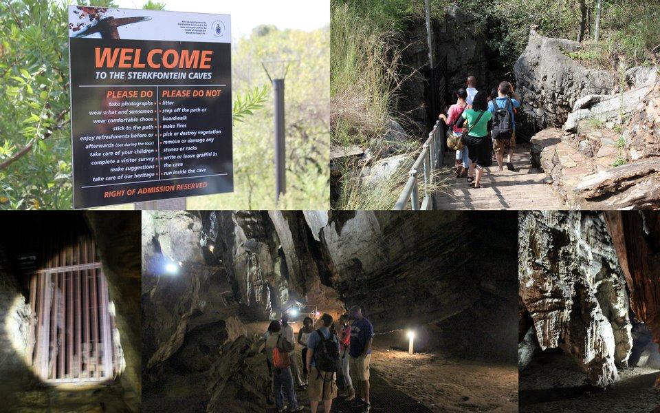 Sterkfontein Caves - Johannesburg