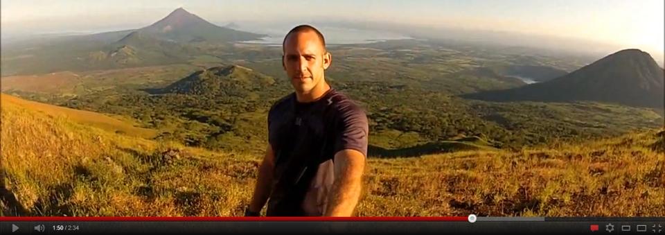 Video: Trekking Volcano El Hoyo