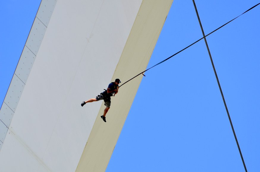 Big Rush Adrenaline Swing - Durban, South Africa