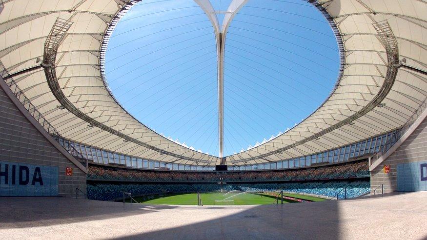 Moses Mabhida Stadium - Durban, South Africa