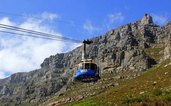 Table Mountain Cableway - Cape Town
