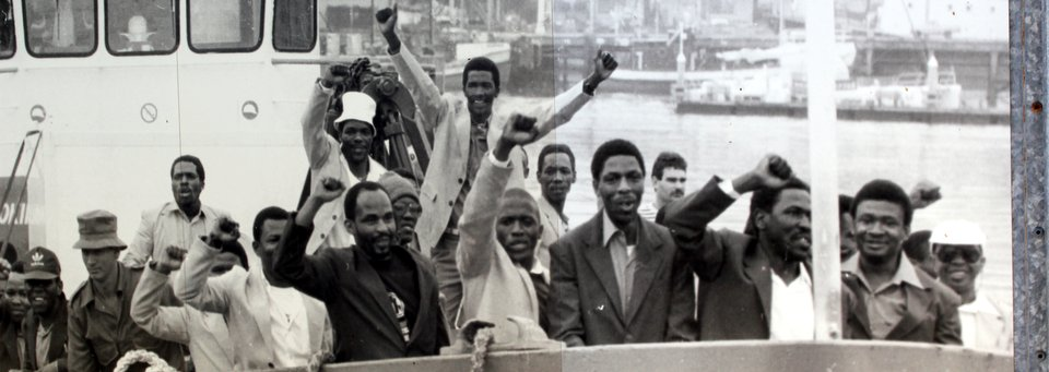 The Dark History of Robben Island
