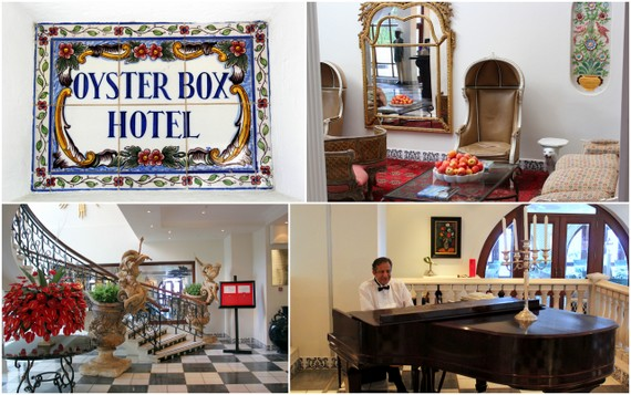 Living a Life of Luxury at the Oyster Box Hotel