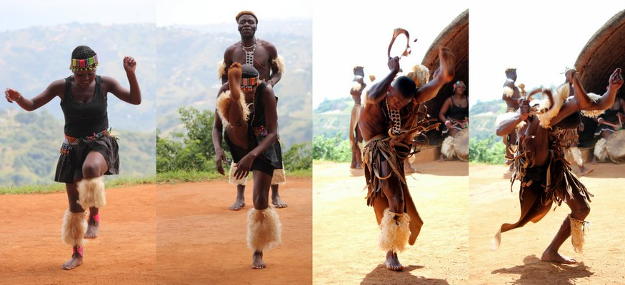 Zulu Dancing and Cultural Experience