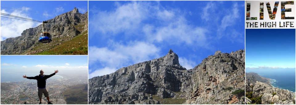 Table Mountain Featured