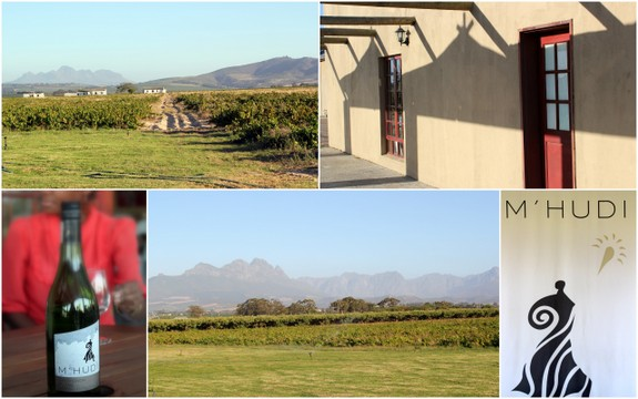 M'Hudi: The First Black Owned Wine Estate in South Africa