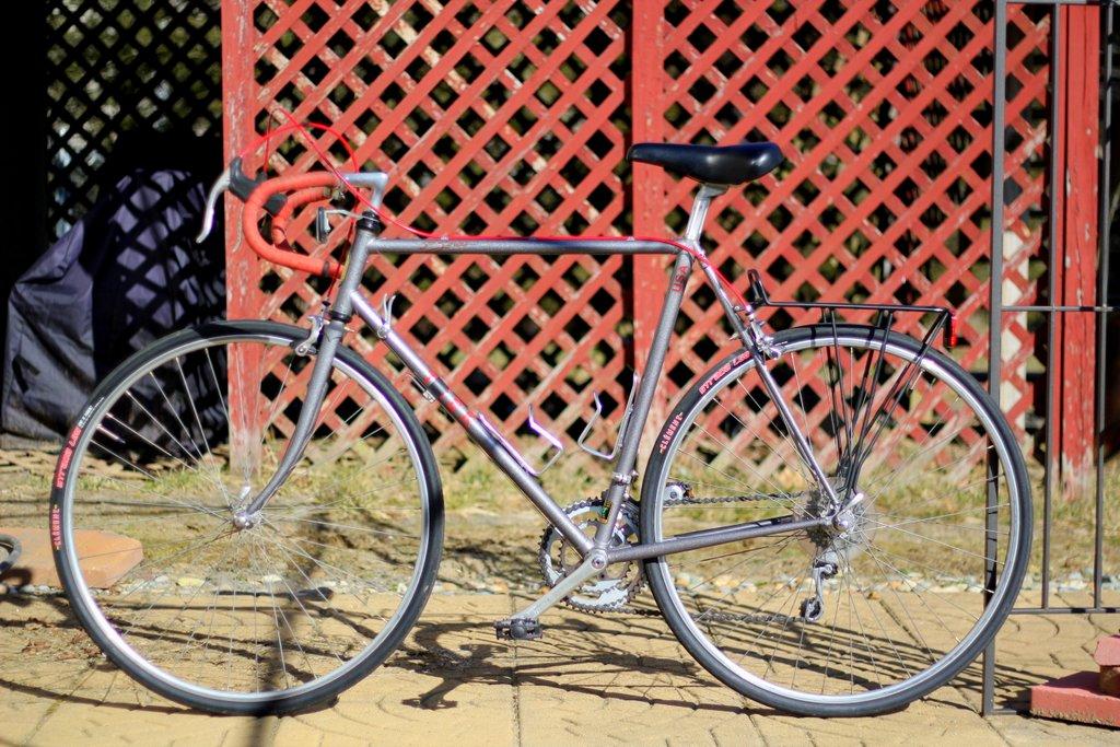 1985 Trek 520 Touring Bicycle