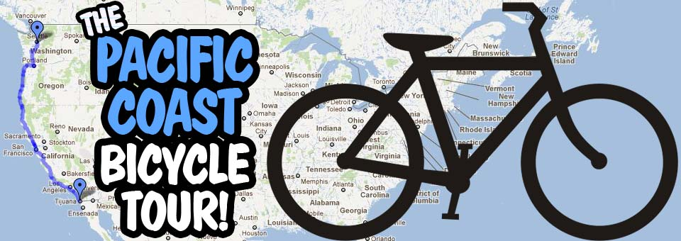 Introducing the Pacific Coast Bicycle Tour