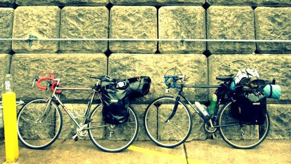 The Vintage Bikes
