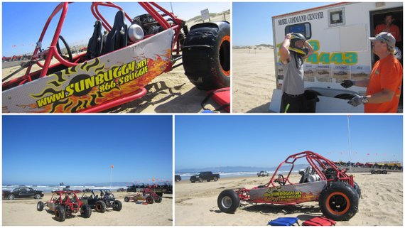 Sunbuggy Pismo Beach