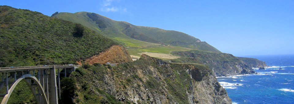 Pacific Coast Bike Tour Day 33 & 34: Big Sur!