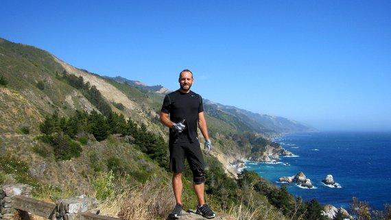 Cycling through Big Sur