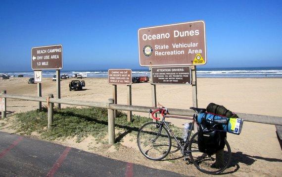 Oceano Dunes - Pismo Beach