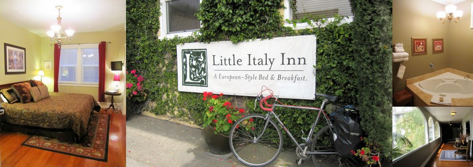 Little Italy Inn - San Diego