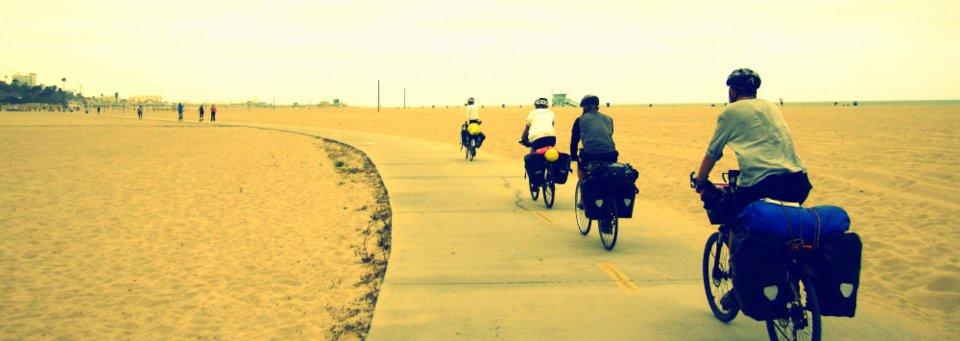 Pacific Coast Bike Tour Day 37-39: Santa Barbara & LA!