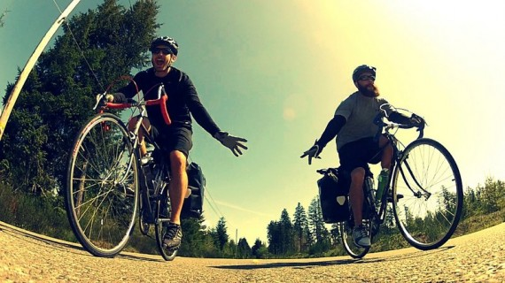 Pacific Coast Bicycle Trip