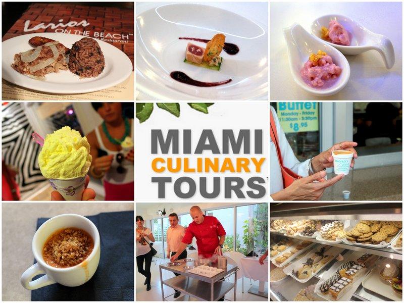 Miami Culinary Tours South Beach Food Tour