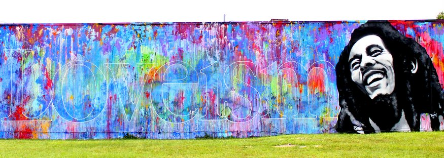 29 Examples of Incredible Street Art from the Wynwood Arts District