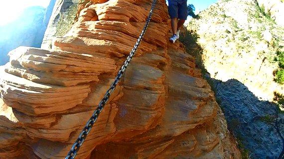 Angels Landing - Zion National Park