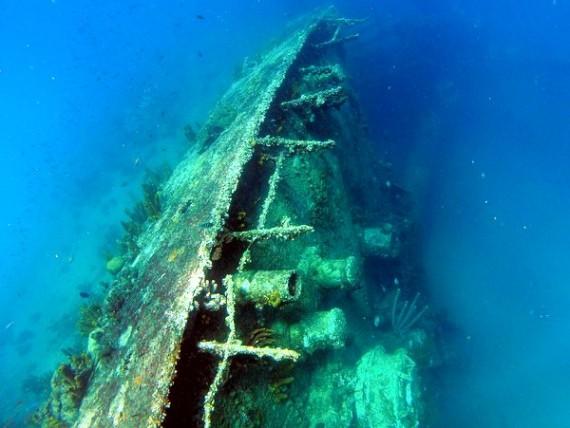 Antilla Wreck - Aruba