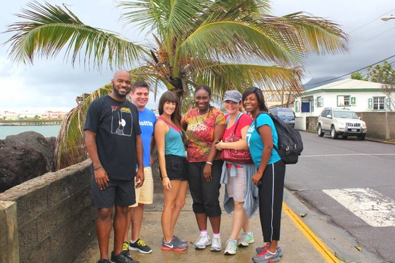 The St. Kitts Crew